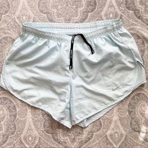 Baby Blue Nike Shorts